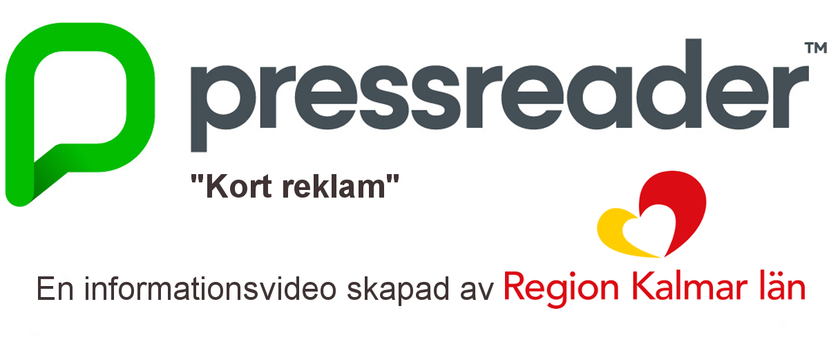 PressReader - kort reklam