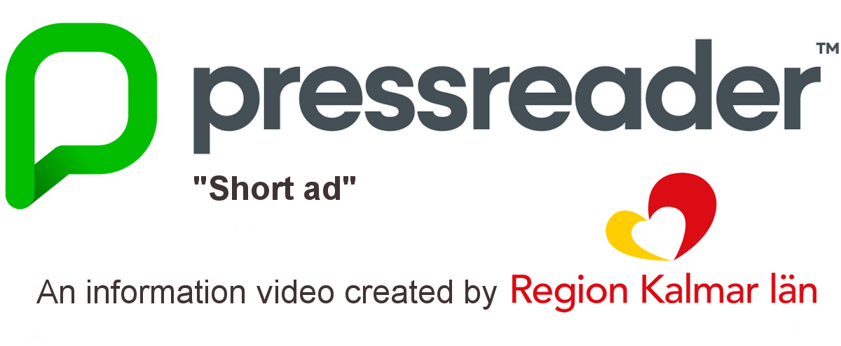 PressReader - short ad