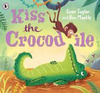 Kiss the crocodile