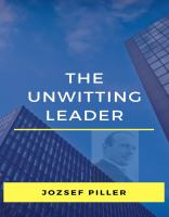The unwitting leader