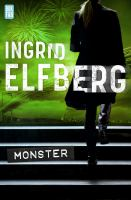 Monster : psykologisk thriller