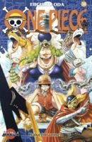 One piece 38, Raketmannen